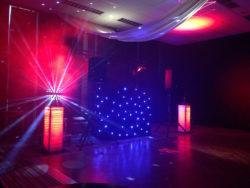 Wedding Disco at Latimer House