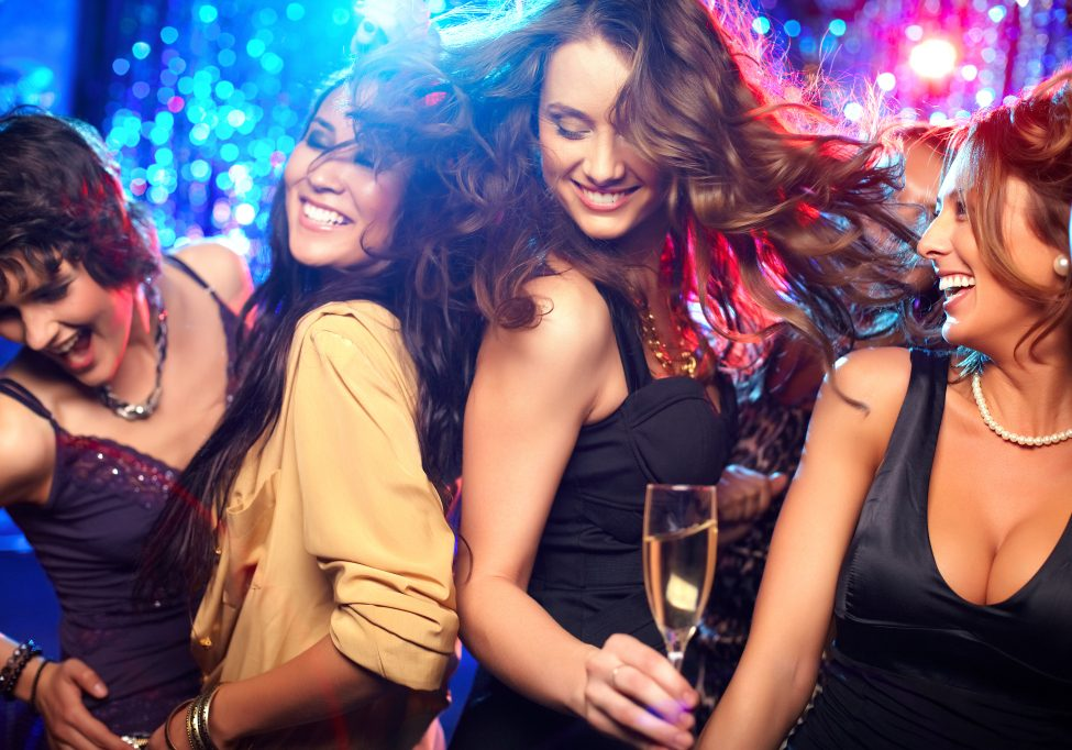 ladies night disco bucks and berks
